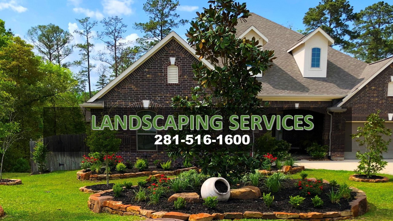 Houston Landscape Design