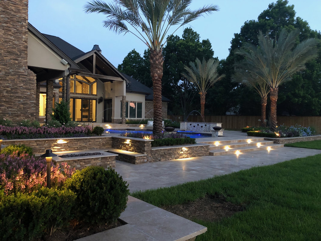 Landscape Lighting Perfection Of Yards Outdoor Perfection
